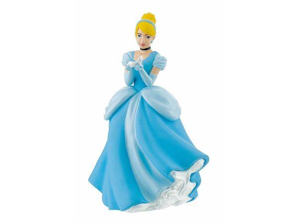 Princezná Popoluška - figúrka Cinderella Disney - Bullyland