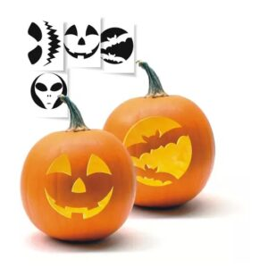 Šablóny Halloween 10 ks - Arpex