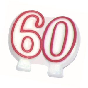 Svíčka číslo 60 - Arpex