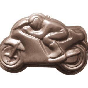 Tortová forma motocykel (motorka