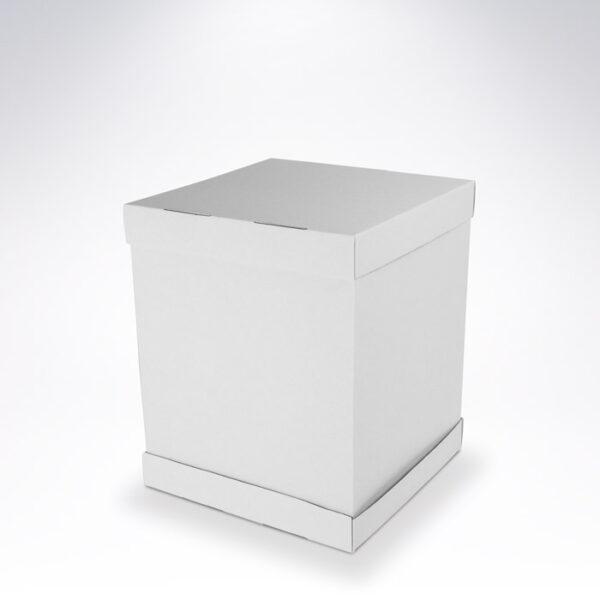 Krabica na poschodovú tortu 330x330x400