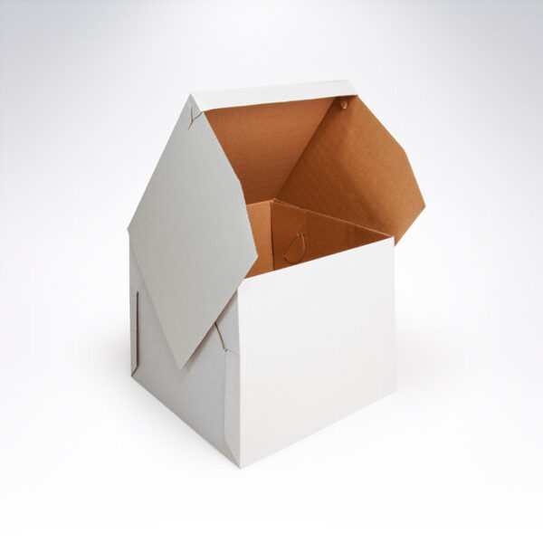 Krabica na tortu so zásuvným vekom 250x250x200